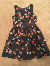 Cotton Blend Prom Sleeve NEXT Dresses (2-16 Years) for Girls