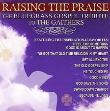 FREE SHIP. on ANY 2 CDs! NEW CD Tribute to Gaithers: Gaithers: Bluegrass Gospel