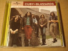 CD / CUBY + BLIZZARDS