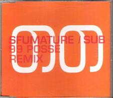 "99 POSSE - RARO CDs "" SFUMATURE / SUB "" REMIX"