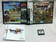 WOW! Dragon Quest IX (Nintendo DS) AWESOME! Japan!