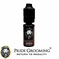 PRIDE GROOMING 10ml Beard Moustache Conditioning Essential Oil Nutmeg Cedarwood
