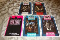 Batman: Legends of the Dark Knight #1-5 (1989 DC) Complete Shamam Story FN/VF VF