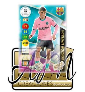 PEDRI ROOKIE CARD Edición Limitada Adrenalyn XL 20/21 Liga Santander PRE-ORDER