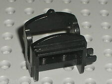 Selle cheval black LEGO CASTLE horse saddle 4491a / set 6080 6355 6379 6055 ...