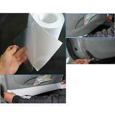 "3M* 6""x120"" Car Protective Film Vinyl Bra Door Edge Paint Protection Clear Hot"