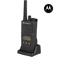 Motorola XT460 2-Way Business Radio PMR446 Rugged 9km/5m Walkie Talkie + Charger