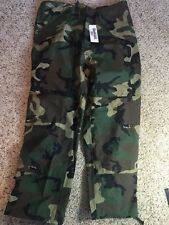 NWT Tennessee Apparel Corp MENS Cold Weather Camouflage Pants Size Medium Kd1