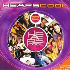 HEAPS COOL ~ Volume 2 [BONUS REMIX DISC] ~ 2 CD Album ~ Like NEW!