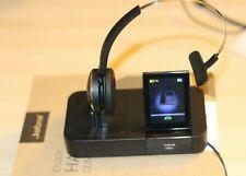 Jabra PRO 9470 Headband Headsets - Black