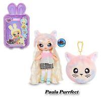 bambola PAULA PURRFECT na na na surprise serie 4 giochi preziosi per da bambina
