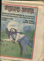 Rolling Stone Magazine May 24,1973 #135 Sonny & Cher Neil Young
