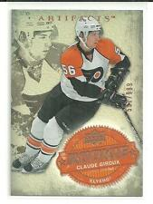 2008/9 ARTIFACTS CLAUDE GIROUX ROOKIE RC 551/999