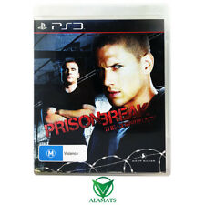 Prison Break The Conspiracy (PS3) Action Adventure - Very Good - Region Free