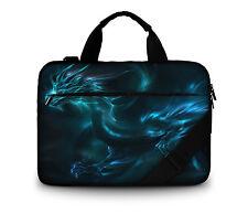 "Luxburg® housse sacoche pour ordinateur portable 15,6"" Dragon ""fantasy"""