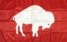 New listing Buffalo Bills Retro Man-Cave Nfl Flag 3x5 ft Sports Football Banner Garage Bar