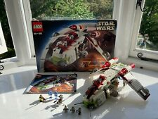 Lego Star Wars Republic Gunship 7163 Complete With Figures, Box & Instructions