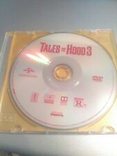 Tales From The Hood 3 (2020) DVD Disc Only. Tony Todd. R. Horror
