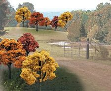 "Woodland Scenics [WOO] Ready Made Trees Fall Colors 2"" - 3"" (23)"