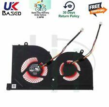 Fan Laptop MSI Pro MS-16K2 16K3 MS-17B1 17B2 GS63VR GS73VR GPU Cooling Fan