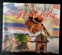ORQUESTA DEL REY - SOY TAN FELIZ - CD (2019)