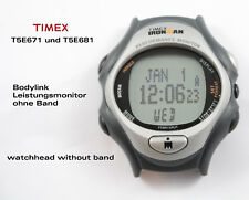 Timex Monitor Watchhead T5E671 & T5E681 Ironman Bodylink System - GPS Heart Rate