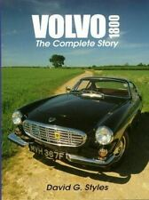 Volvo P1800 The Complete Story Book