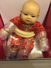 Shao Pang Tiny Tot 5 Inch Seated Resin Marie Osmond Doll
