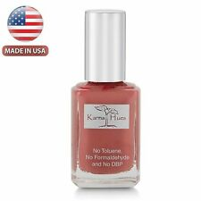 Nail Polish for Women Karma Organic Nontoxic Vegan Cruelty-Free Manicures Color