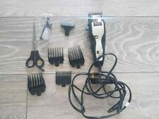 Wahl Precision Adjustable Hair Clippers Corded With Accessories