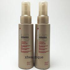 Goldwell Kerasilk Ultra Rich Keratin Care Oil 100 ml / 3.4 fl oz - Lot of 2