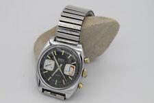 BWC Chronograph Valjoux Vintage 70er Jahre Handaufzug Incabloc Swiss Herren Uhr