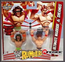 WWE Rumblers Ultimate Warrior & Sheamus Action Figure 2-Pack Set
