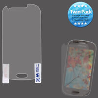 For Samsung Galaxy Light T399 Screen Protector Twin Pack