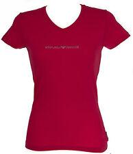 Maglietta t-shirt donna EMPORIO ARMANI 163140 5P263 taglia M col.05275 MAGENTA