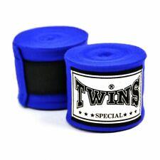 Twins Ch5 Handwraps 5M Blue Premium Elastic Stretch Boxing Kickboxing Striking