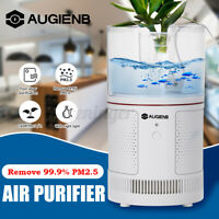 AUGIENB HEPA Air Purifier Ioniser Freshener Dust Remover Home Air Cleaner