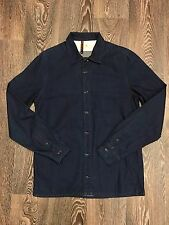NUDIE Jeans mens shirt slim size M (S) great