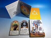 Little Witch Academia Vol.2 First Limited Edition Blu-ray+Making Book + Card JP