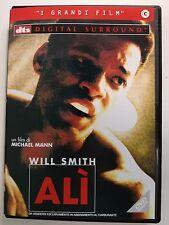 Alì (Biografico 2001) DVD film di Michael Mann. Con Will Smith, Jamie Foxx