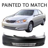 Fits 2003 2004 2005 Chevy CavalierFront Bumper Painted to Match GM1000662