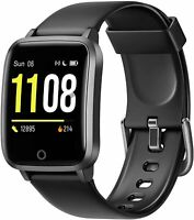 Smart Watch,Fitness Trackers with Heart Rate Monitor,Activity Tracker Pedometer