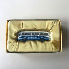 CORGI 50th Anniversary Issue - Ulsterbus - Burlingham Seagull Blue - AN40306