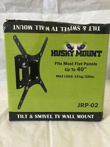 Husky Mount Tilt & Swivel TV Wall Mount