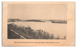 Chisago Lake, looking South from Center City, MN Private Mailing Card Postcard