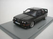 1 43 Spark BMW M3 E30 Sport Evolution 1990 Black