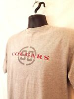 Jansport Large Washington State University Cougars WSU Gray T-Shirt Shirt SS
