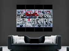 VW VOLKSWAGON GOLF CAR POSTER PARTS CLASSIC GIANT LARGE WALL ART
