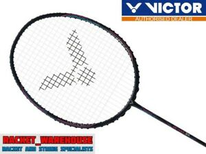 VICTOR DRIVEX 9X BADMINTON RACKET 3UG5 ULTIMATE SPEED AND POWER
