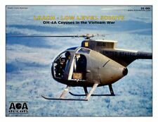 AOA decals 1/35 LOACH - LOW LEVEL SCOUTS OH-6A Cayuses in the Vietnam War
